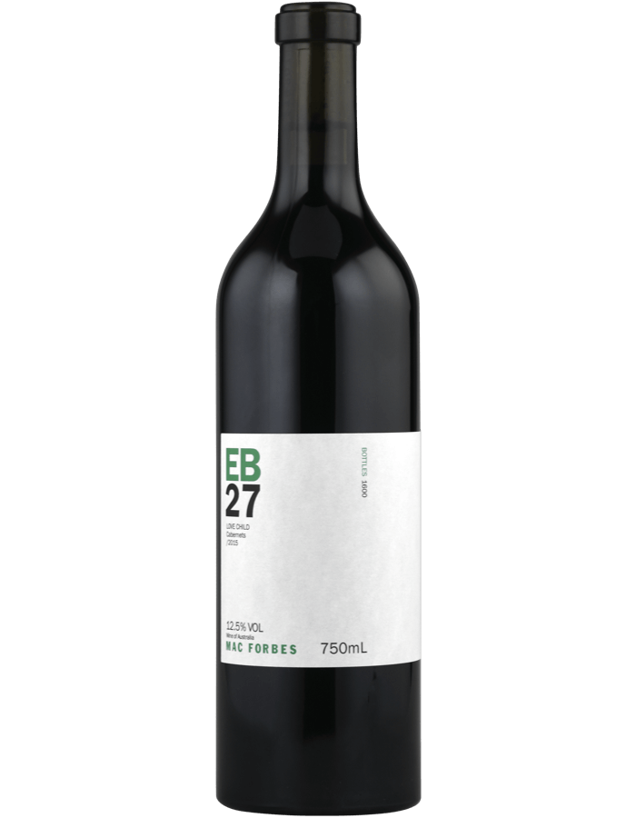2015 Mac Forbes EB27 Love Child Cabernets