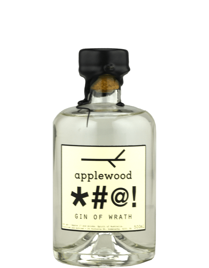 Applewood 'Seven Deadly Gins' Pt.5 Gin of Wrath