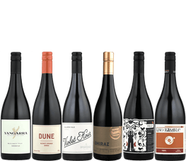 Delicious McLaren Vale Shiraz Sampler Pack