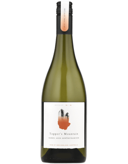 2015 Topper's Mountain Barrel Fermented Gewürztraminer