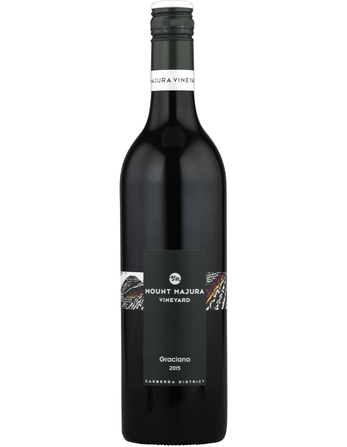 2015 Mount Majura Graciano
