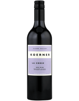 2017 Koerner La Corse Red Wine