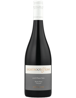 2016 Lightfoot & Sons Myrtle Point Pinot Noir