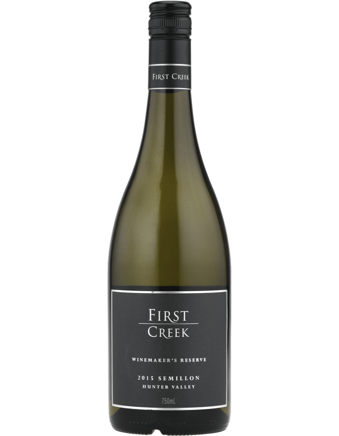 2015 First Creek Winemaker's Reserve Semillon