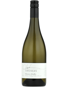 2010 Thomas Wines Cellar Reserve Braemore Semillon