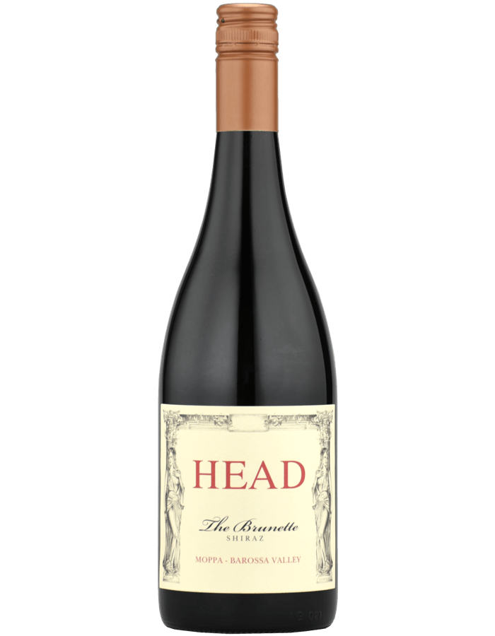 2015 Head The Brunette Shiraz