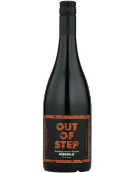 2015 Out of Step Malakoff Estate Vineyard Nebbiolo