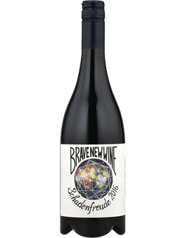 2016 Brave New Wine Schadenfreude Shiraz
