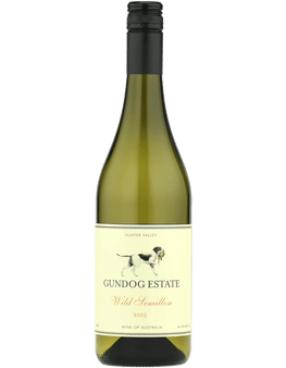 2015 Gundog Estate Wild Semillon