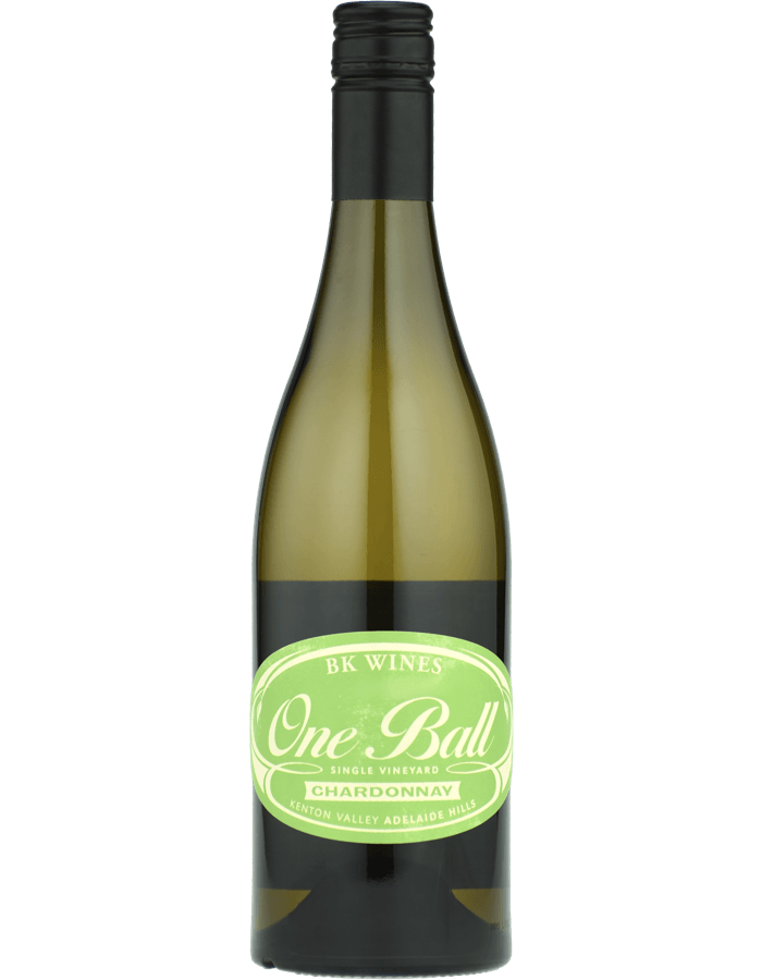 2017 BK Wines One Ball Chardonnay