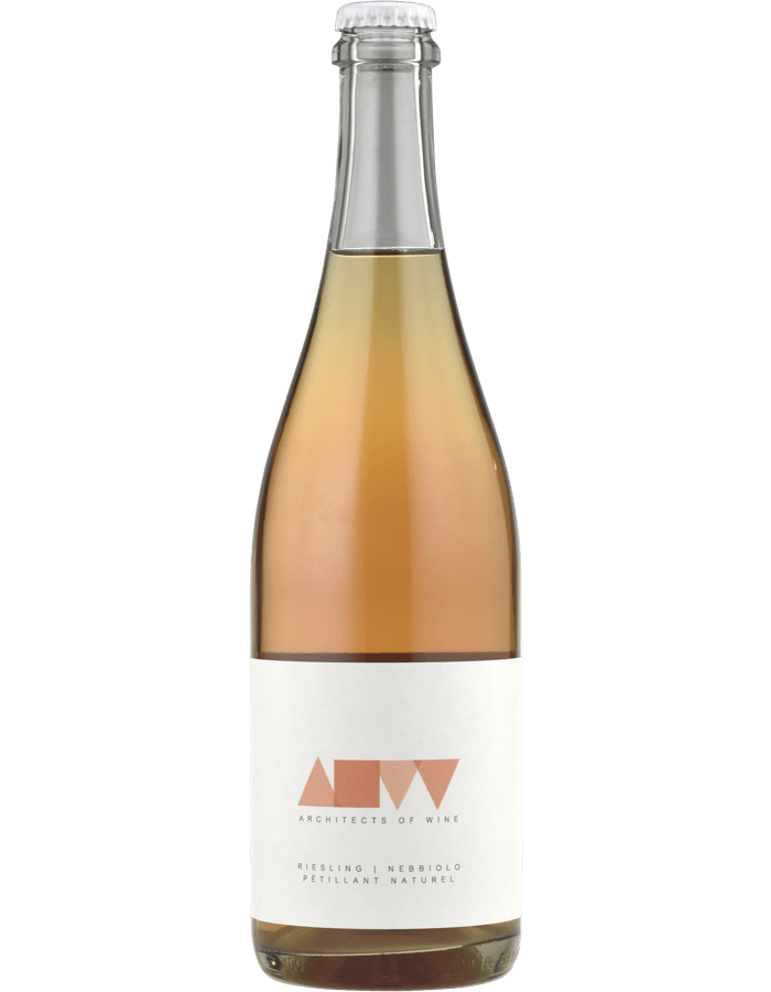 2017 Architects of Wine Riesling/Nebbiolo Pet Nat