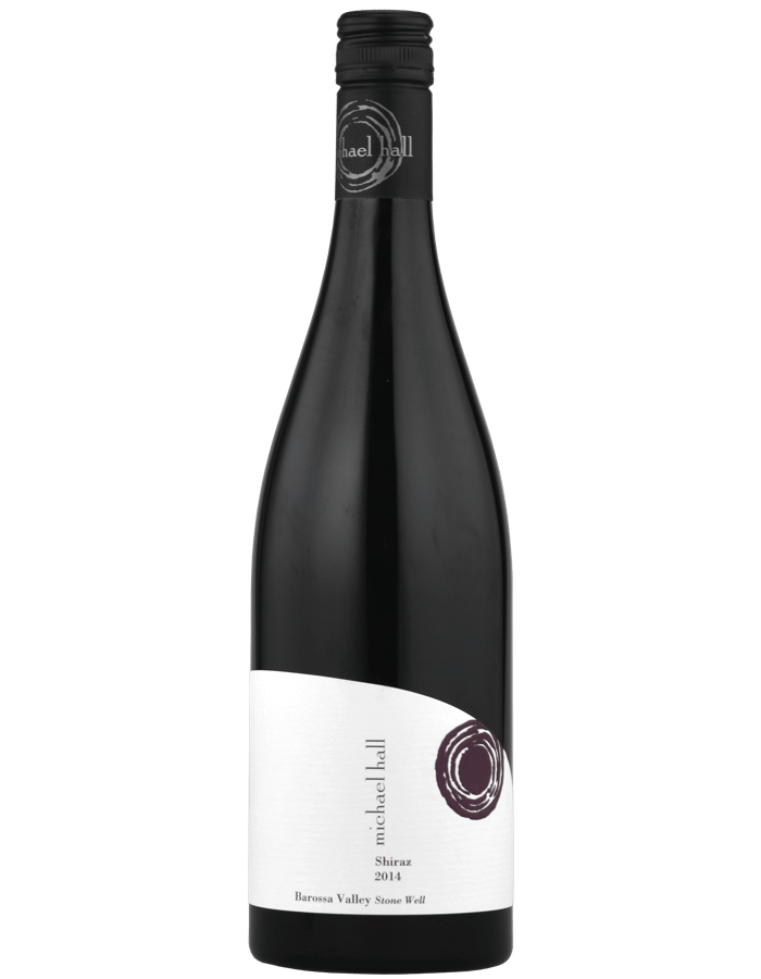 2014 Michael Hall Stone Well Shiraz