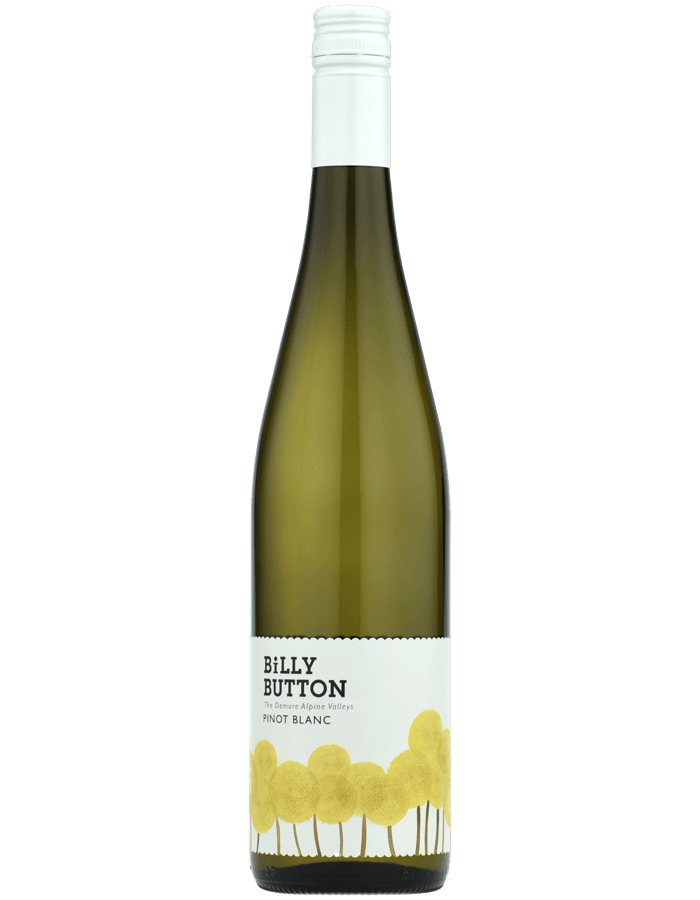 2017 Billy Button The Demure Pinot Blanc