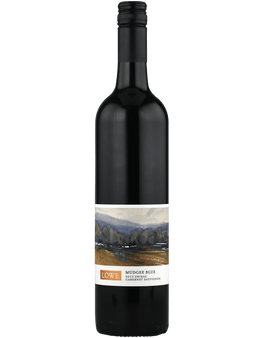2013 Lowe Wines Mudgee Blue