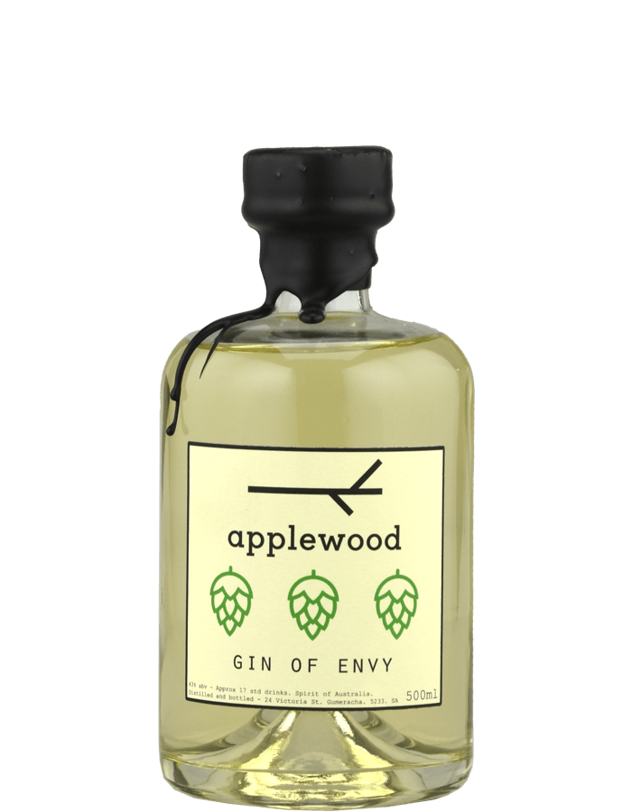 Applewood 'Seven Deadly Gins' Pt.3 Gin of Envy