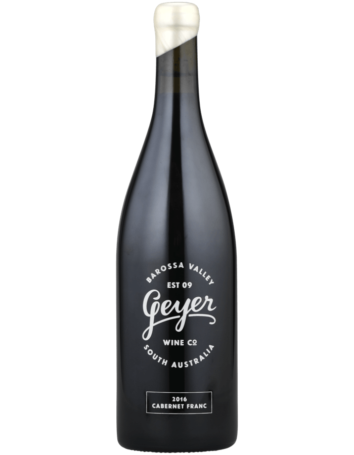 2016 Geyer Wine Co. Cabernet Franc