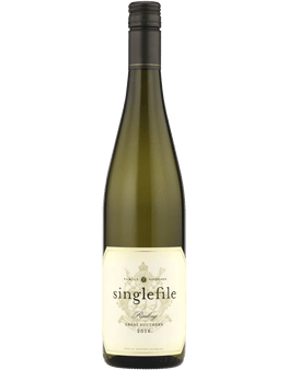 2016 Singlefile Great Southern Riesling