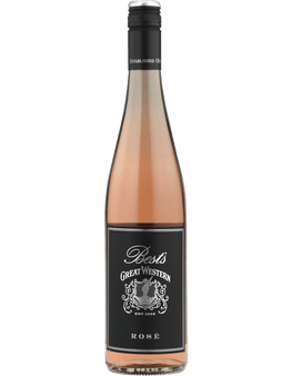 2017 Best's Great Western Rosé