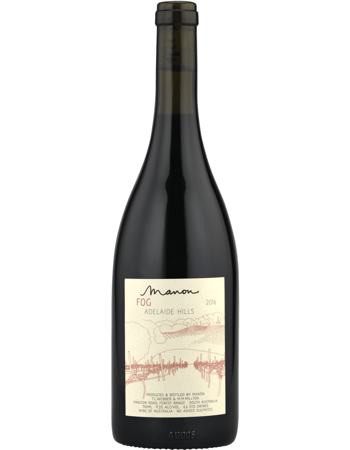 2016 Manon The Fog Nebbiolo
