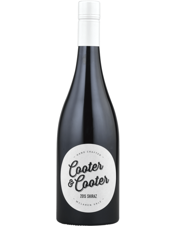 2015 Cooter & Cooter Shiraz