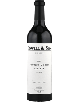 2015 Powell & Son Barossa & Eden Valley Shiraz