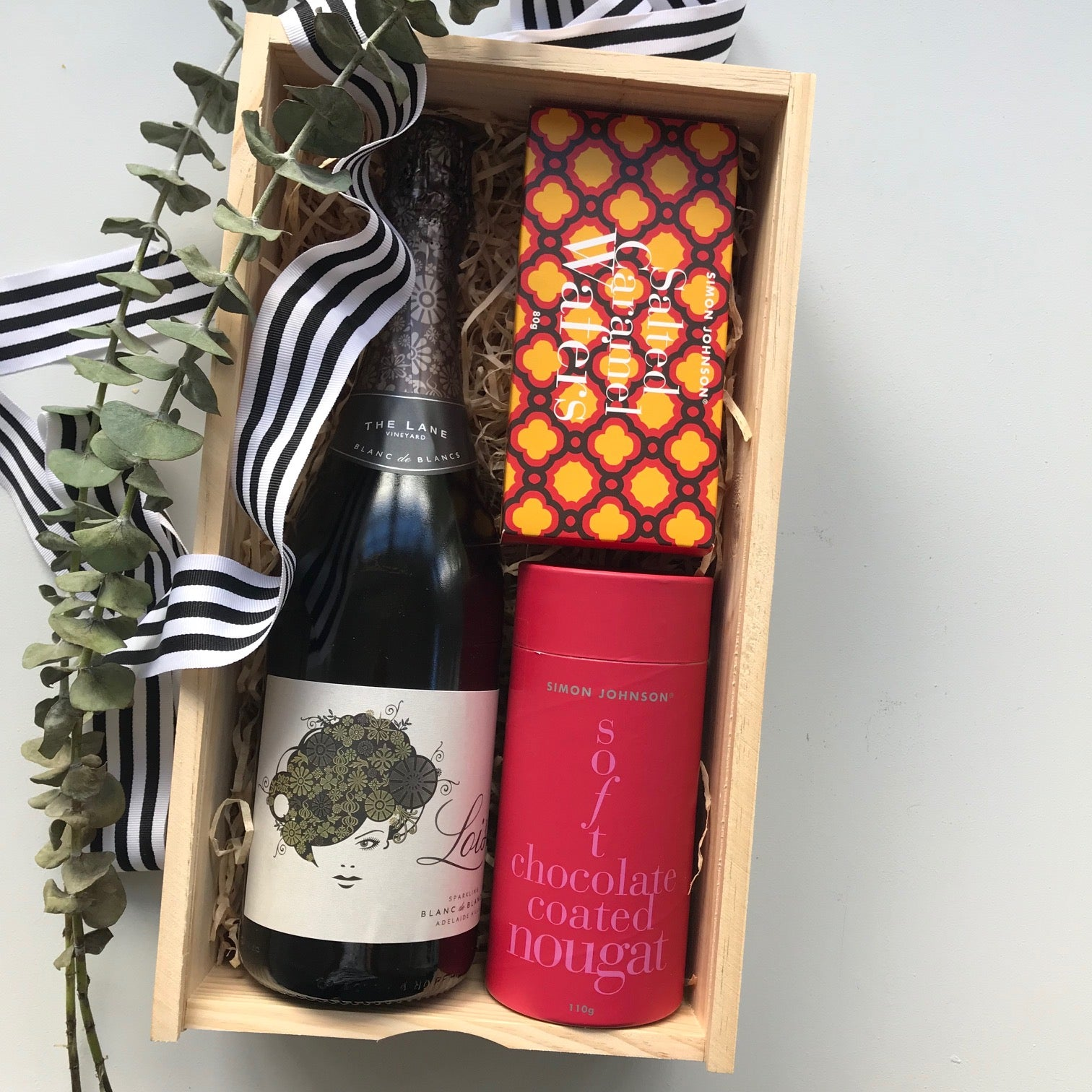 Beautiful Blanc de Blanc Gift Pack