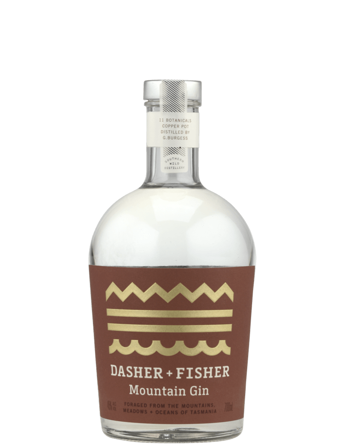 Dasher + Fisher Mountain Gin