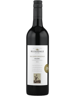 2016 Bleasdale Second Innings Malbec