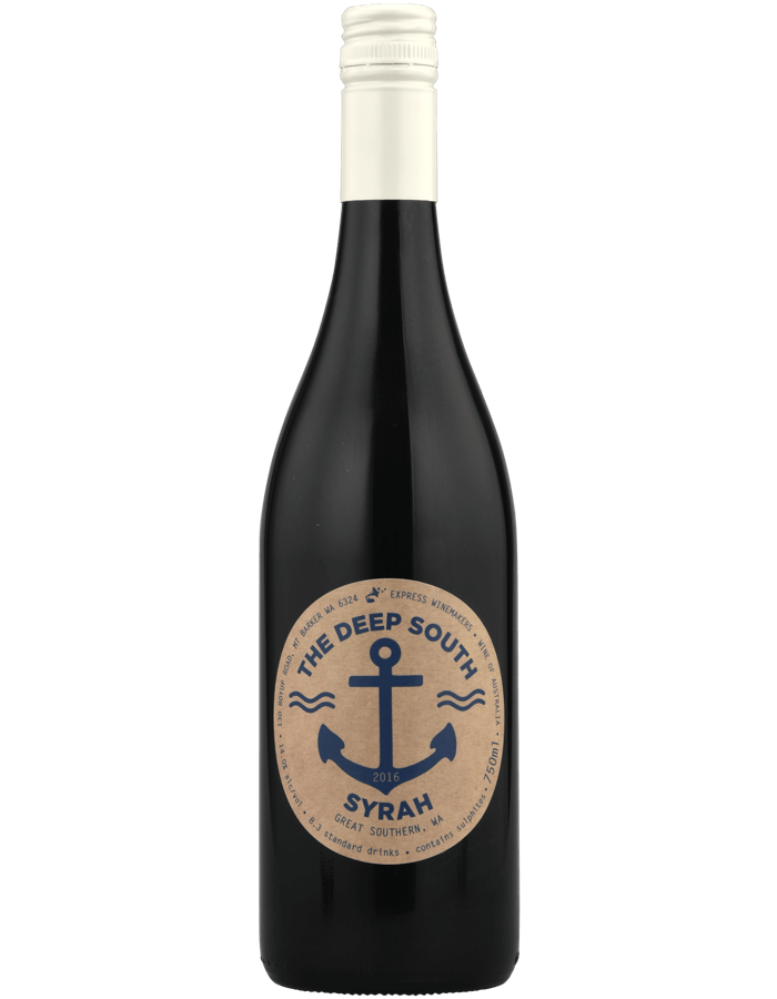 2016 Express Winemakers The Deep South Syrah
