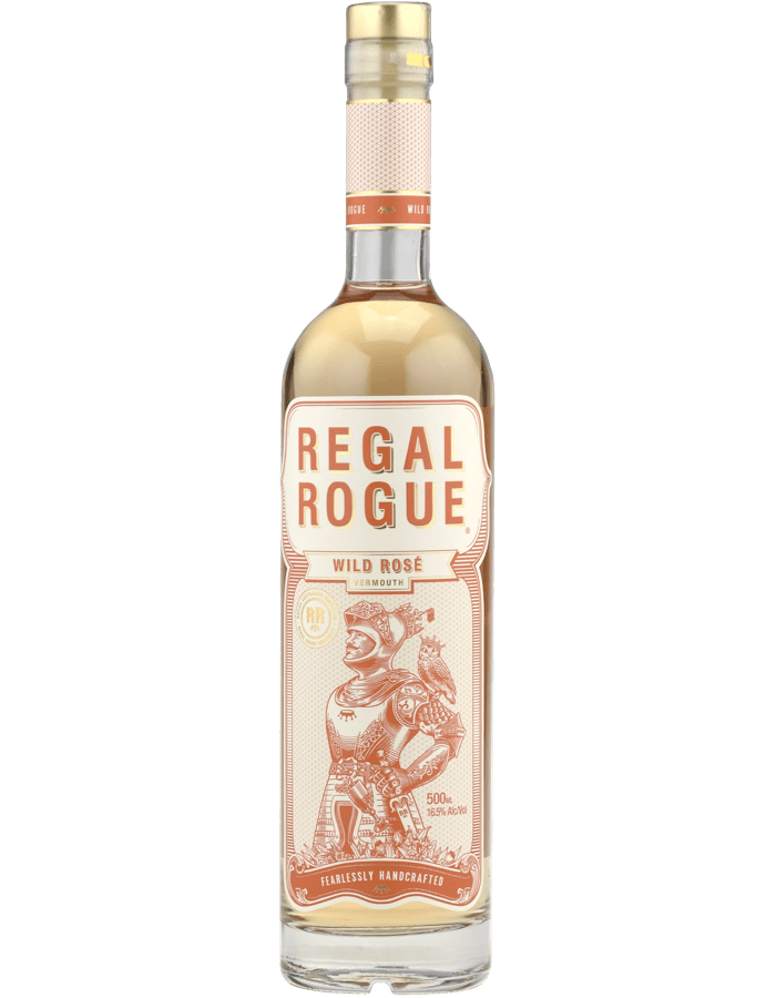 Regal Rogue Wild Rose Vermouth 500ml