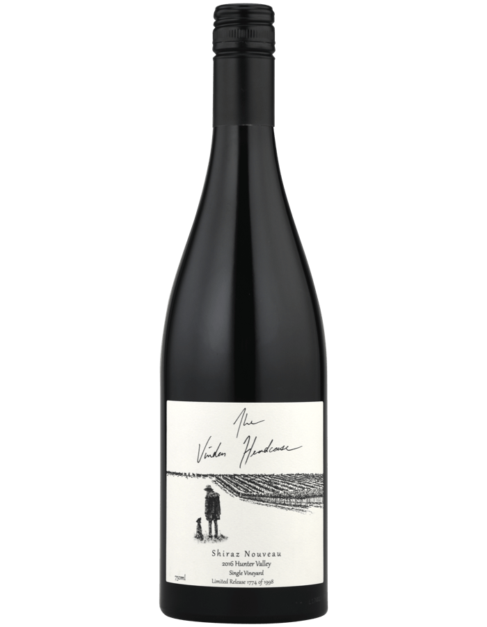 2016 Vinden Headcase Shiraz