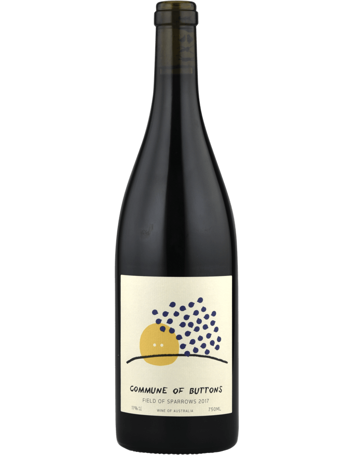 2017 Commune of Buttons Field of Sparrows Field Blend