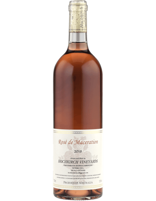 2016 Hochkirch Rosé de Maceration