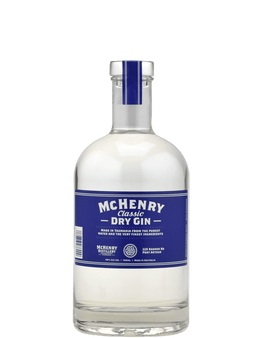 McHenry Distillery Classic Dry Gin
