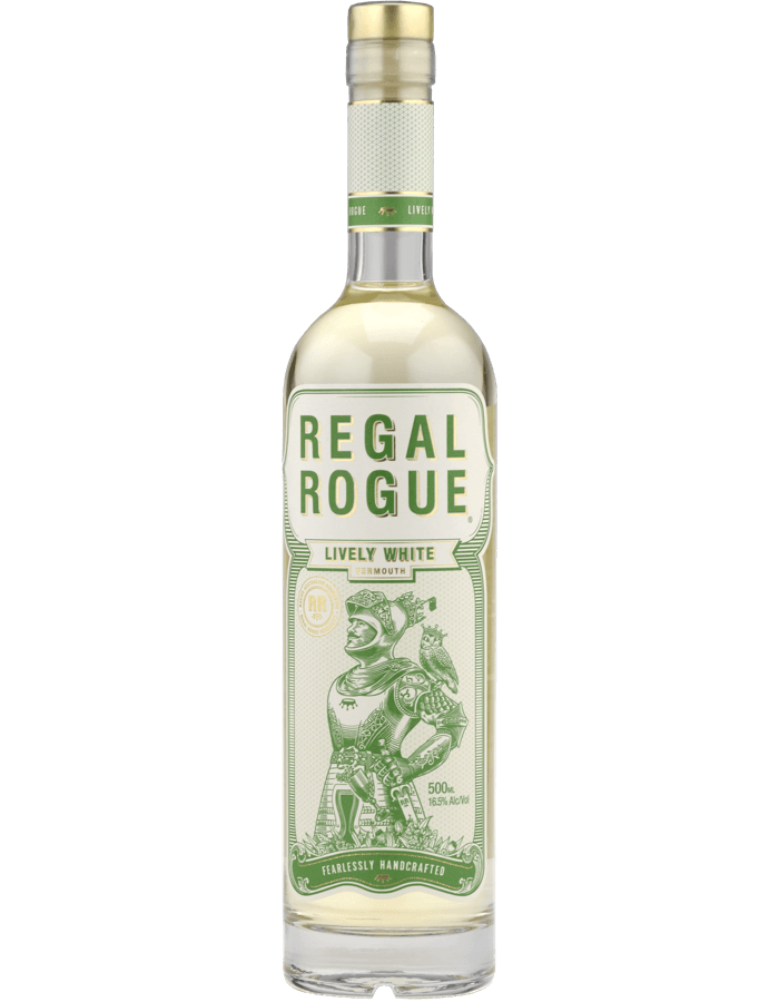 Regal Rogue Lively White Vermouth 500ml