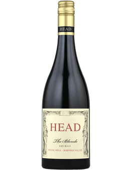 2016 Head The Blonde Shiraz
