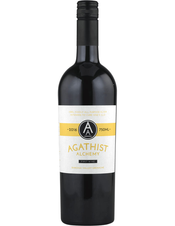 2016 Agathist Alchemy First Wine Grenache