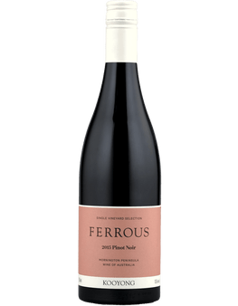 2015 Kooyong Single Vineyard Ferrous Pinot Noir