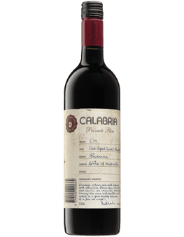 2015 Calabria Private Bin Saint Macaire
