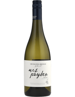 2016 Swinging Bridge Mrs. Payten Chardonnay