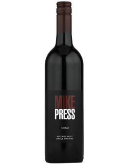 2015 Mike Press Shiraz