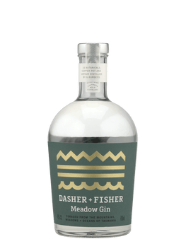 Dasher + Fisher Meadow Gin