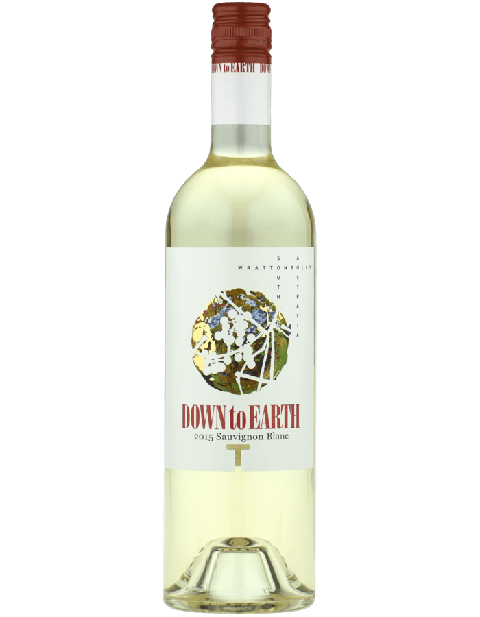 2015 Terre a Terre Down to Earth Sauvignon Blanc