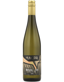 2015 Municipal Wines Whitegate Riesling