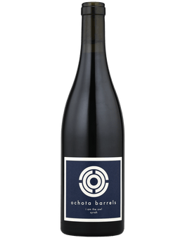 2018 Ochota Barrels I Am The Owl Shiraz