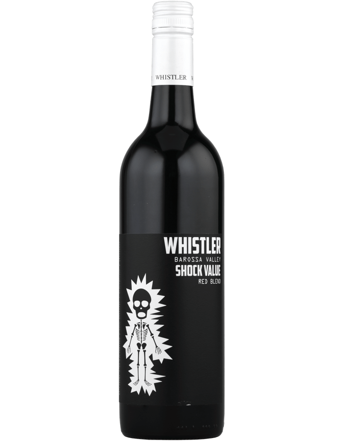 2015 Whistler Shock Value Red Blend