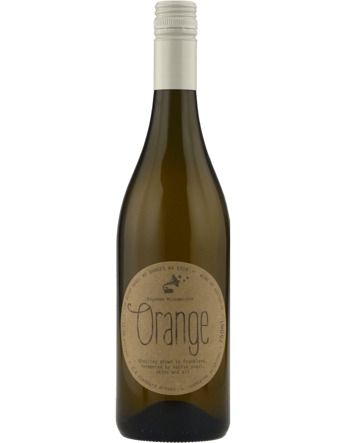 2017 Express Winemakers Orange