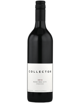 2014 Collector Rose Red City Sangiovese