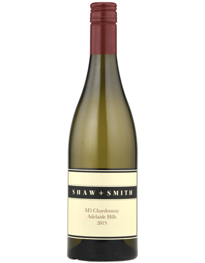 2015 Shaw + Smith M3 Chardonnay