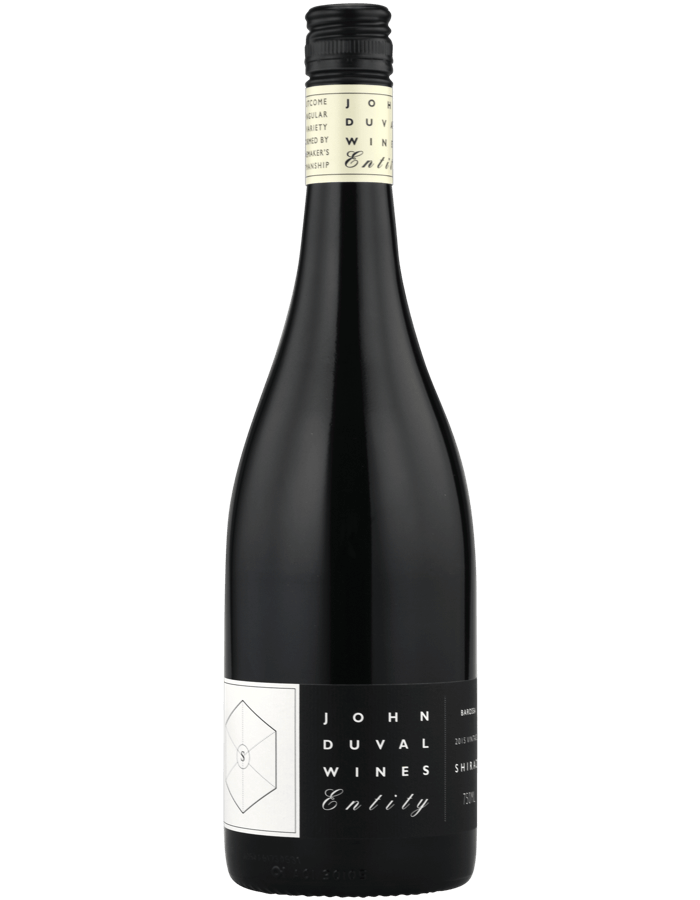 2015 John Duval Wines Entity Shiraz